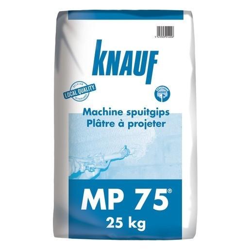 Knauf Gipsmortel MP75