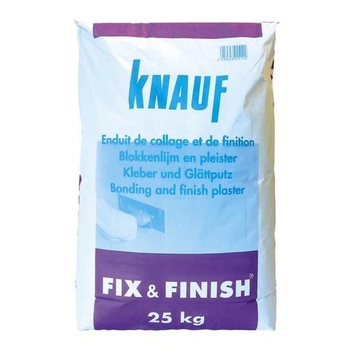 Fix en Finish Knauf